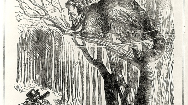 Idiot,' 'Yahoo,' 'Original Gorilla': How Lincoln Was Dissed in His Day -  The Atlantic