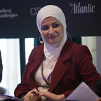 Mervat Al-Mherat, the city manager and deputy for health and agricultural affairs for Amman