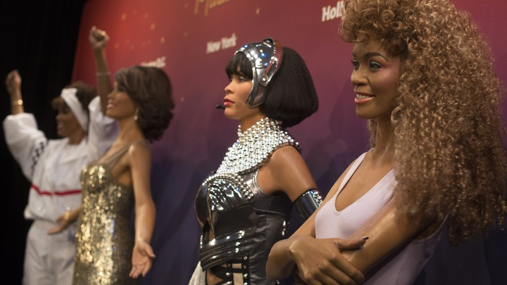 Wax figures of Whitney Houston were unveiled at Madame Tussauds in 2013. Now her unreleased music is set for a reveal.