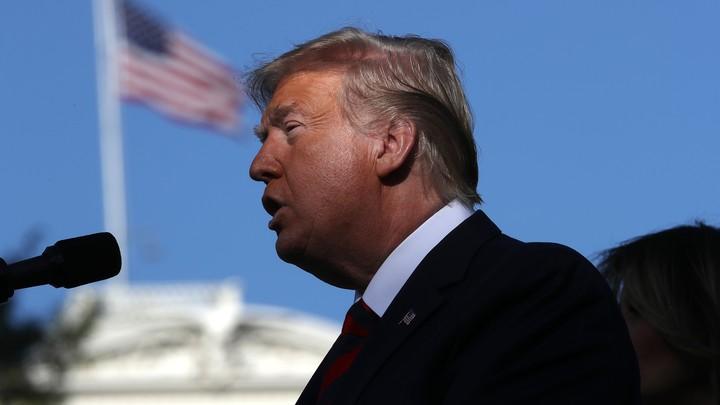 profile of Donald Trump