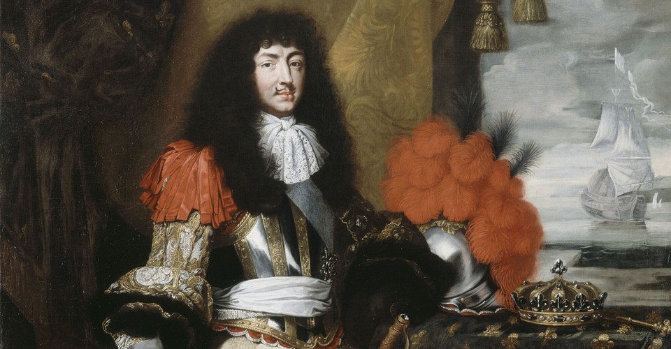 King Of Couture How Louis Xiv Invented Fashion As We Know It The Atlantic