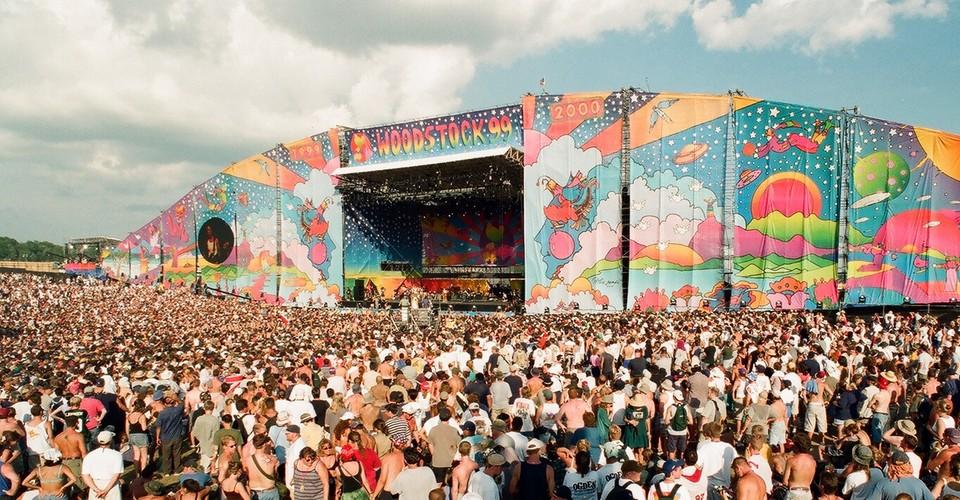 HBO's Woodstock '99 Documentary Is a Dark Warning