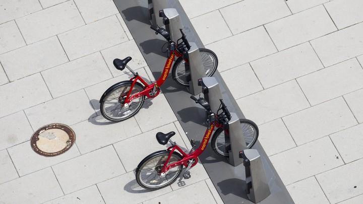 Bike share in DC