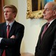 Nick Ayers and John Kelly