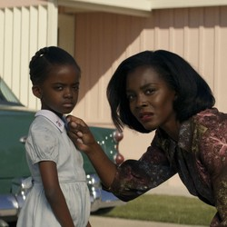 "Melody Hurd and Deborah Ayorinde in ""Them"""
