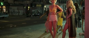 """Maggie Gyllenhaal walks the mean streets of 1971 New York City in HBO's """"The Deuce,"""" created by David Simon."""