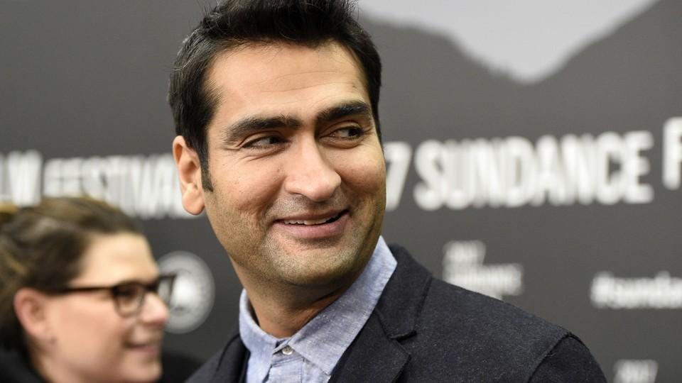 Kumail Nanjiani at the Sundance Film Festival