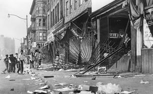 riots in Detroit