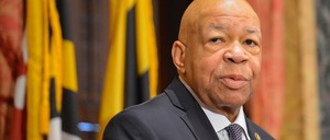 A photo of Maryland Congressman Elijah Cummings