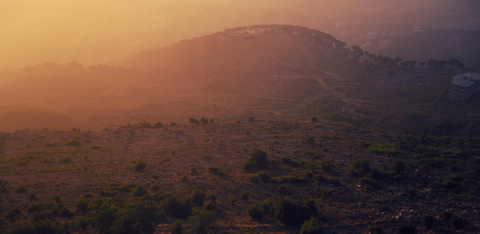 Beirut landscape