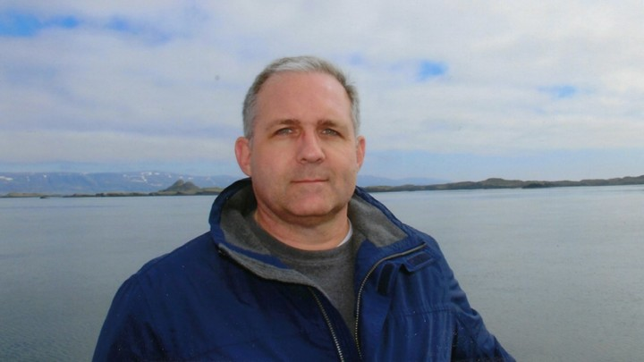 Paul Whelan, a U.S. citizen detained in Russia for suspected spying, in a photo provided by the Whelan family