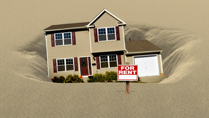 How Wall Street Bought Up America S Homes The Atlantic