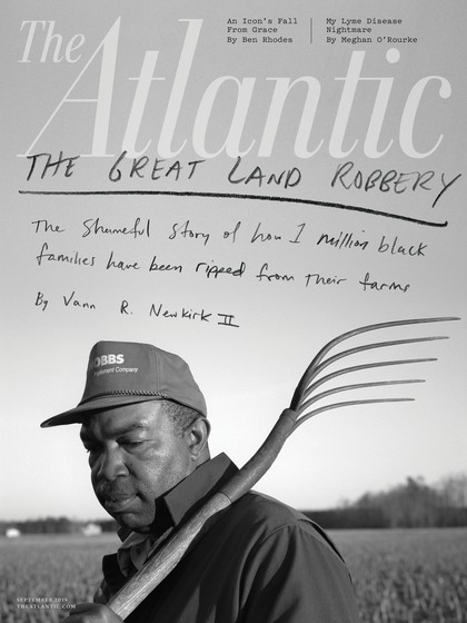 The Mississippi Delta's Historical past of Black Land Theft