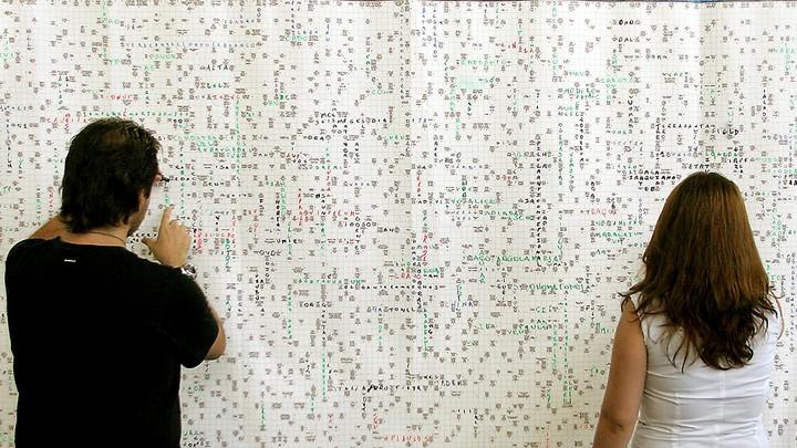 Meet The Atlantic S New Crossword Puzzle Guru The Atlantic