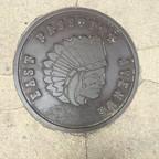 East Passyunk Manhole Cover