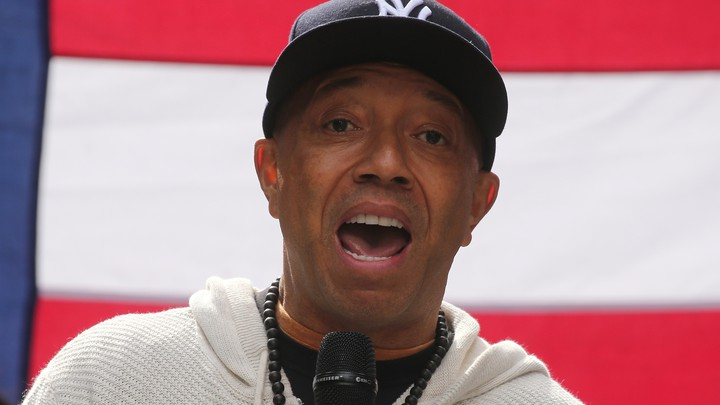 Russell Simmons in 2017