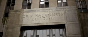 The Manhattan Criminal Courts building, New York, New York