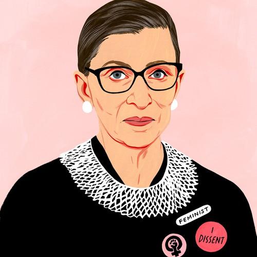 Ruth Bader Ginsburg, Feminist Gladiator - The Atlantic
