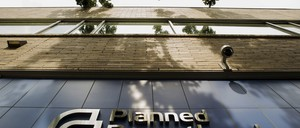 A Planned Parenthood building