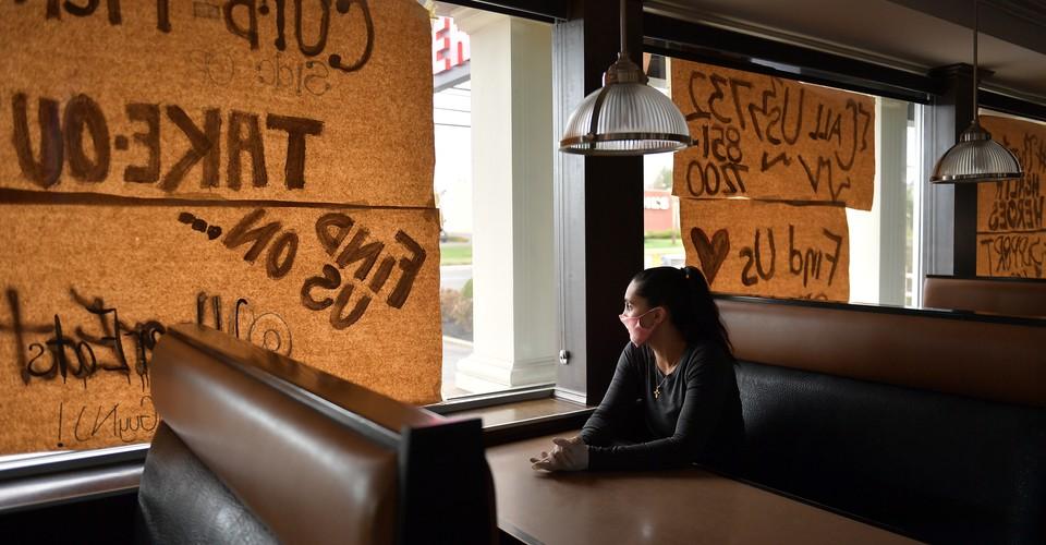 Tom Colicchio's Plan to Save Restaurants