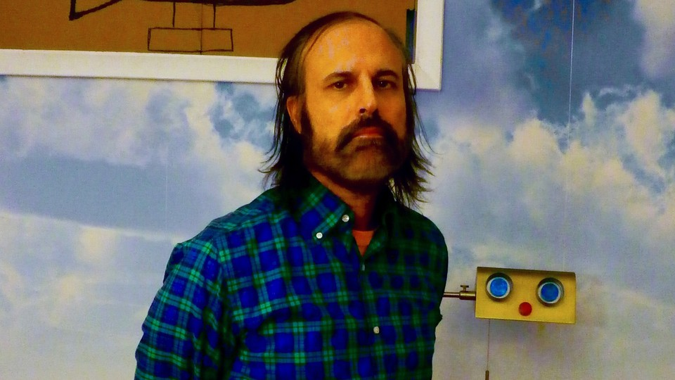 David Berman of Purple Mountains and Silver Jews