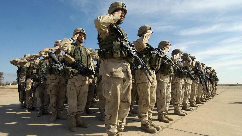 The U.S. military