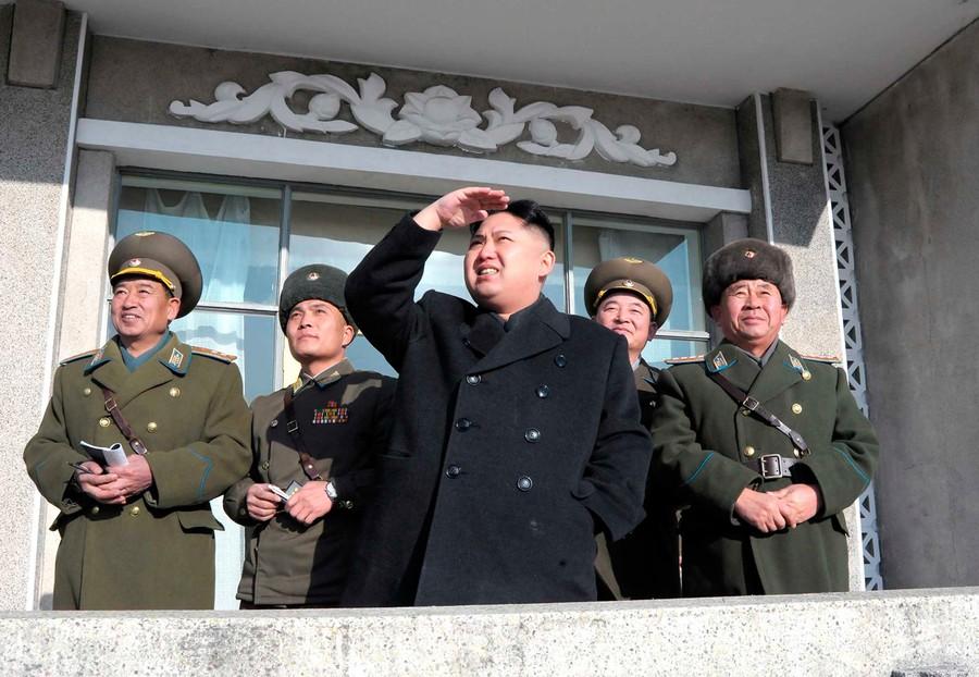 Kim Jong Un Looking At Things The Atlantic