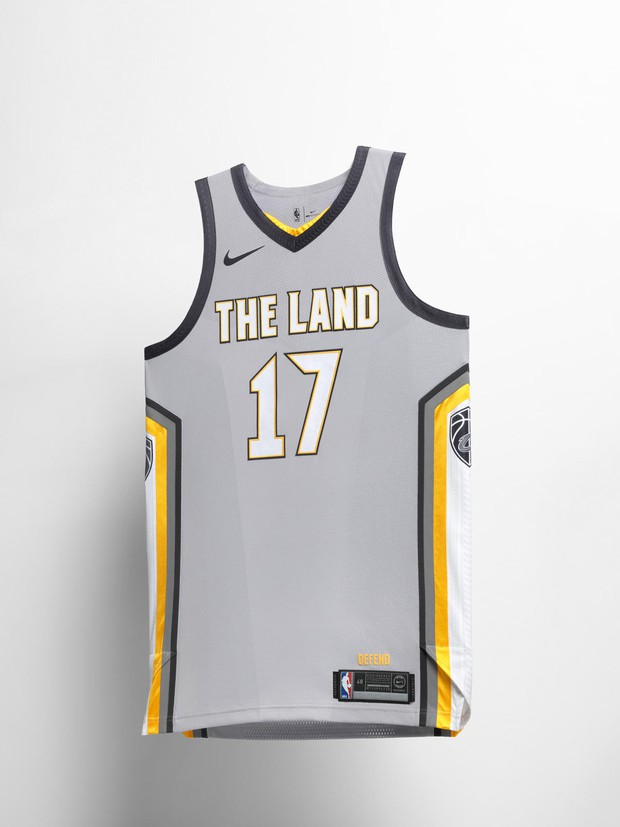 NBA City Jerseys Are the Only Good