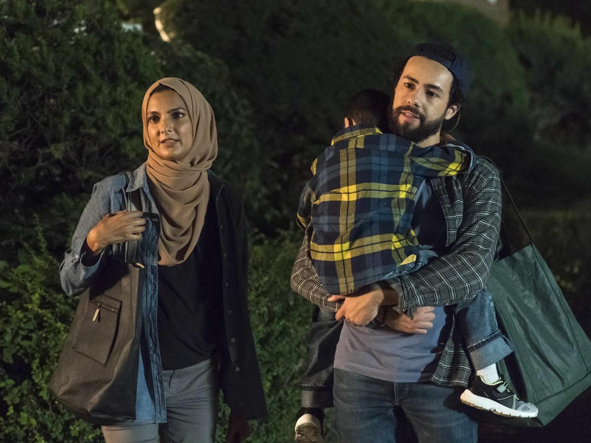 Muslim dating white guy