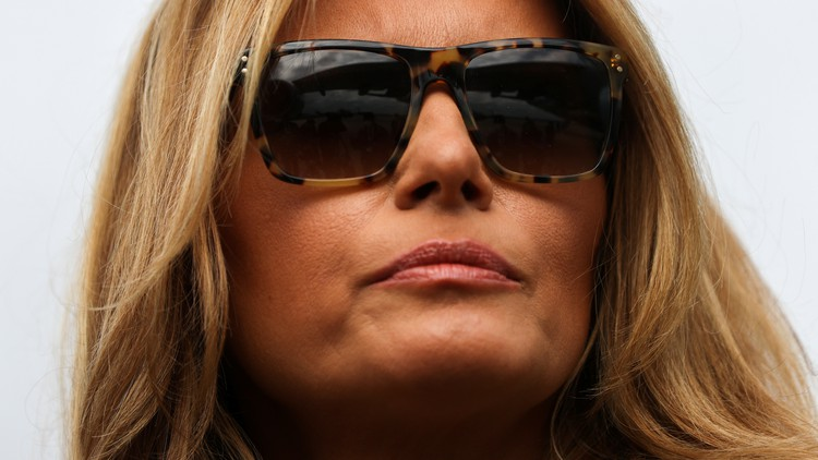 Melania and Me: The First Lady's Plastic Camelot - The ...
