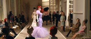 The cave's Barbie exhibition earlier this year featured some 740 Barbie dolls from a French museum.