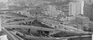 a photo of Los Angeles in 1962