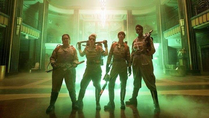 Was 2016 Ready For An All Female Ghostbusters The Atlantic