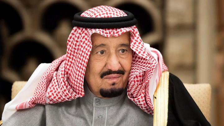 Saudi Arabia's King Salman bin Abdulaziz Al Saud