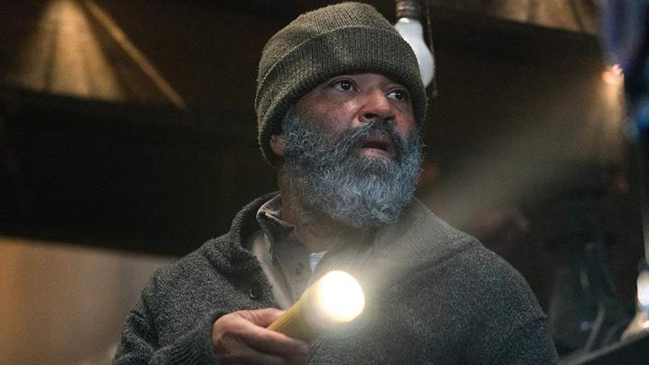 Jeffrey Wright in 'Hold the Dark'