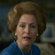 "Picture of Gillian Anderson as Margaret Thatcher in Season 4 of ""The Crown"""