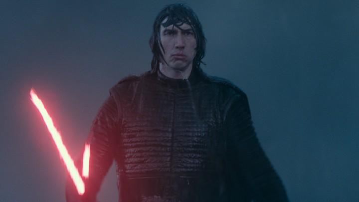 Kylo Ren in <i>The Rise of Skywalker</i>