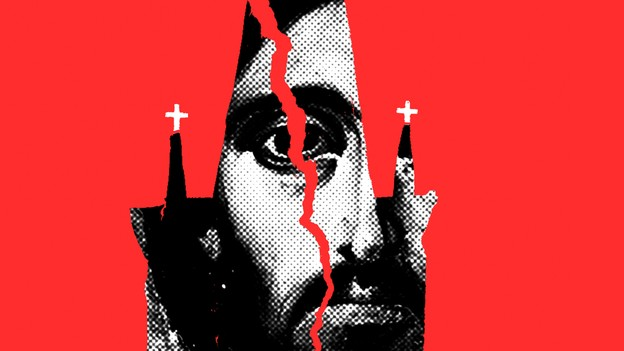 Illustration of Jesus Christ.