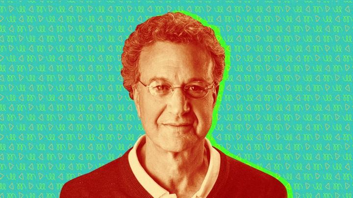 An illustration of Richard Cohen