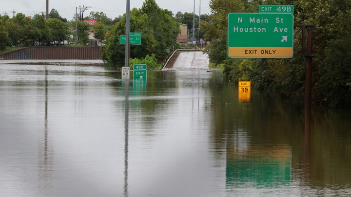 Flooding and Severe Storms Disproportionately Impact Black and Brown Communities