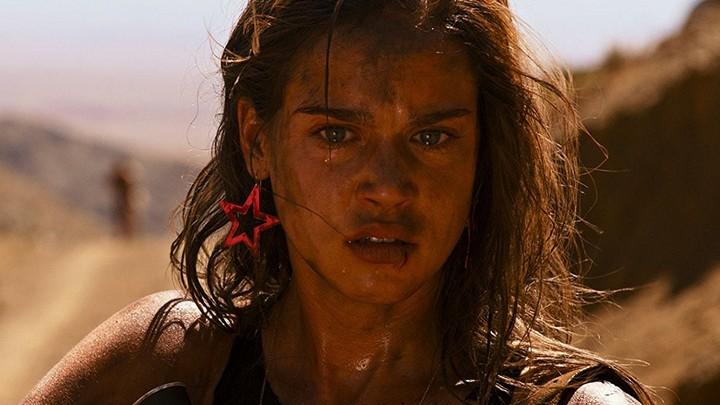 Matilda Lutz in 'Revenge'
