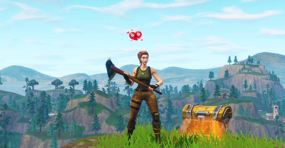 I Played Fortnite and Figured Out the Universe - The Atlantic