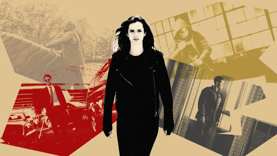 Krysten Ritter's superpowered P.I., Jessica Jones, returns to Netflix for its third and final season.