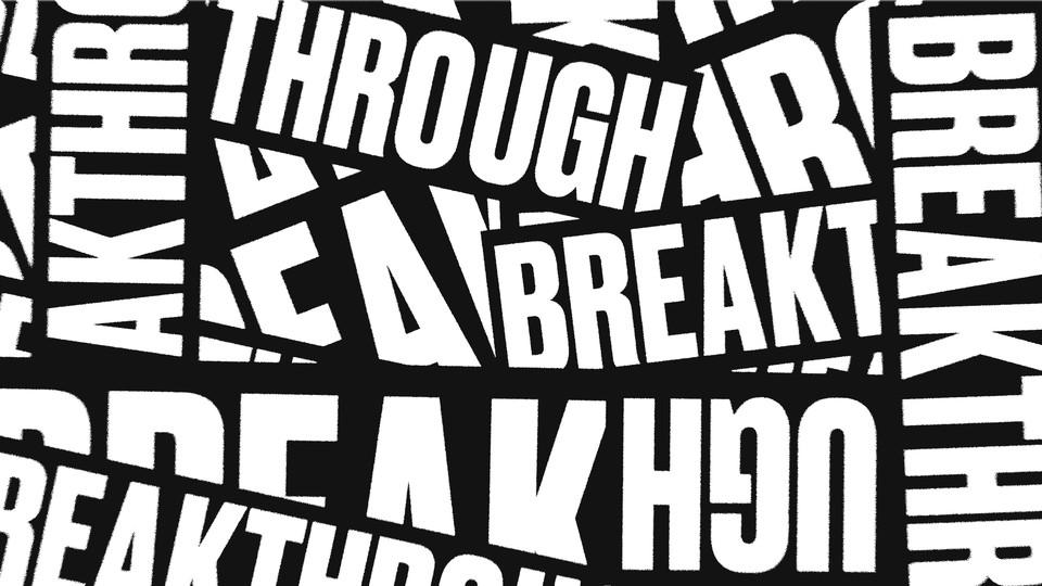 "The word ""breakthrough"" haphazardly strewn about"