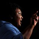 Stacey Abrams speaking