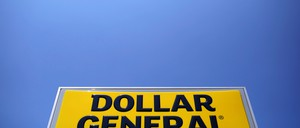 A photo of a Dollar General store in Chicago.