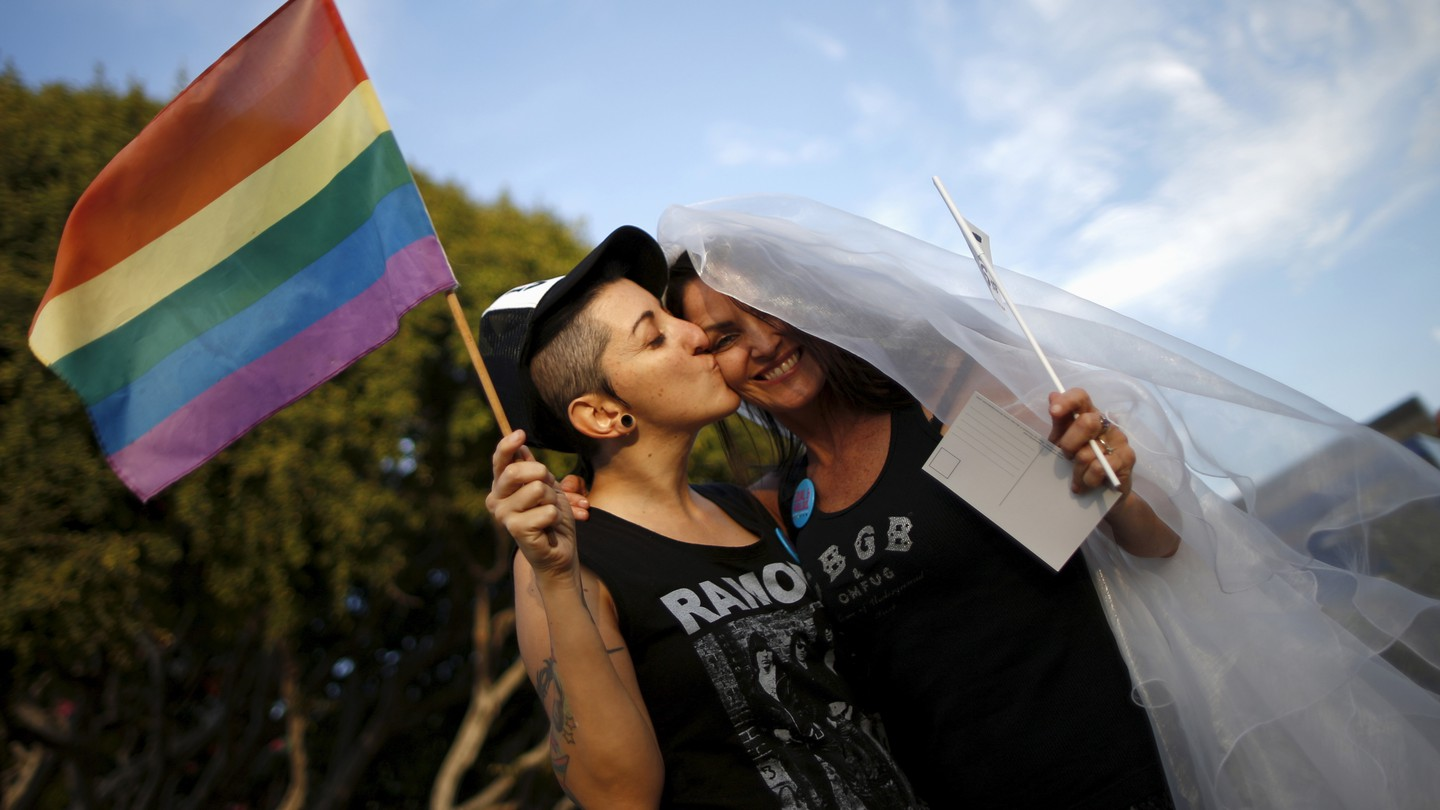 Gay Marriage In California And The United States