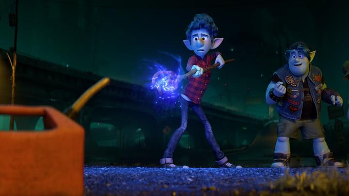 Pixar's 'Onward' Is a Dungeons & Dragons–esque Delight - The Atlantic