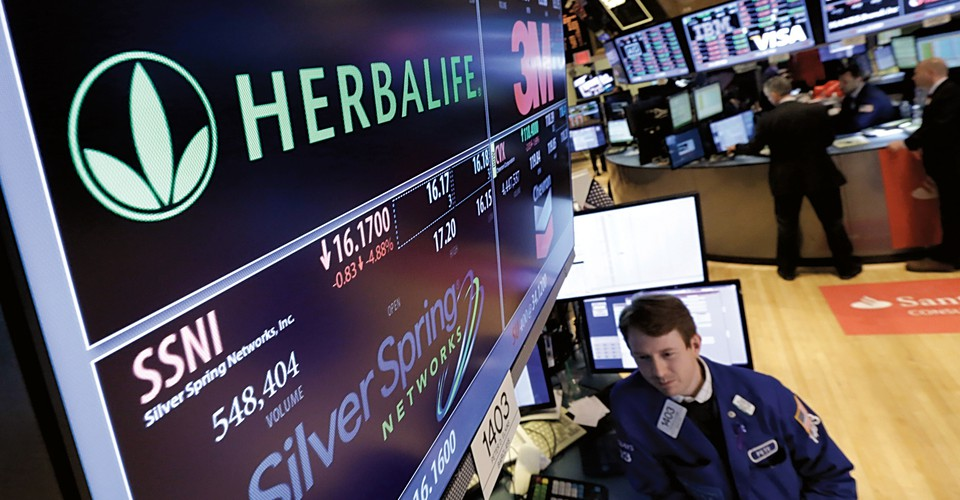 Is Herbalife A Pyramid Scheme The Atlantic