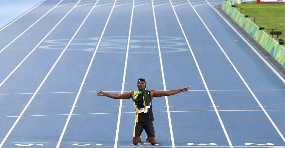 The 2016 Rio Olympics: Usain Bolt Gets His Triple Treble ...